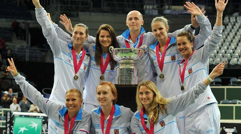 fed cup winners