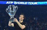 Murray vinner ATP-slutspelet och behåller förstaplatsen